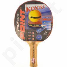 Raketė stalo tenisui POINT Prof Kontra