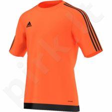 Marškinėliai futbolui Adidas Estro 15 Junior S16164