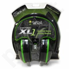 EAR FORCE XL1 HS BLACK (MSFT) headset
