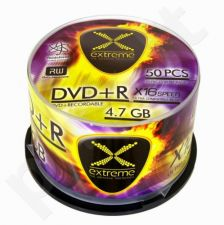 DVD+R Extreme [ cake box 50 | 4.7GB | 16x ]