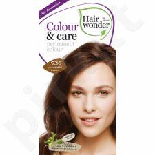 Colour & Care ilgalaikiai plaukų dažai be amoniako  Chocolate Brown