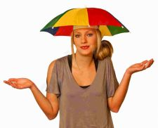 Kepurė - skėtis