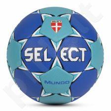 Rankinio kamuolys Select Mundo 3 žalia-