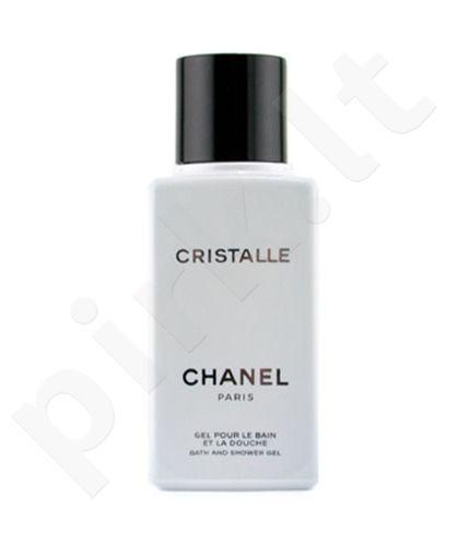 Chanel Cristalle, 200ml, dušo želė moterims