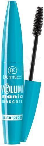 Dermacol Volume Mania, blakstienų tušas moterims, 9ml, (Black)