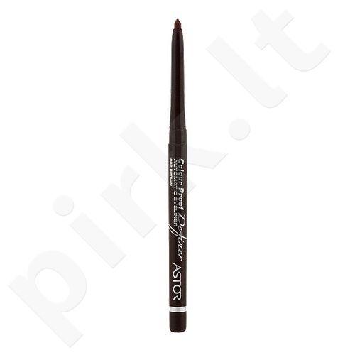 Astor Colour Proof Definer Automatic akių kontūrų priemonė, kosmetika moterims, 1,4g, (002 Brown)
