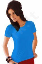 Marškinėliais su trumpomis rankovėmis CARLA