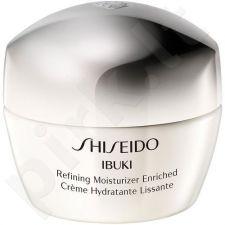 Shiseido Ibuki Refining Moisturizer Enriched, kosmetika moterims, 50ml