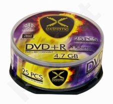 DVD+R Extreme [ cake box 25 | 4.7GB | 16x ]