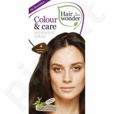 Colour & Care ilgalaikiai plaukų dažai be amoniako  Medium Brown