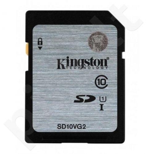 Atminties kortelė Kingston 16GB SDHC Class10 UHS-I Sparta 45MB/s