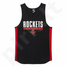 Marškinėliai krepšiniui Adidas Houston Rockets Winter Hoops Tank M AX7655