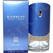 Givenchy Blue Label, tualetinis vanduo (EDT) vyrams, 100 ml