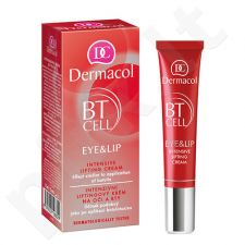 Dermacol BT Cell Eye&Lip Intensive kremas su liftingu, kosmetika moterims, 15ml
