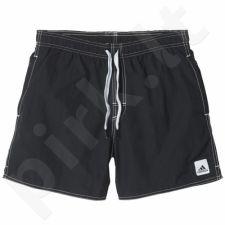 Maudymosi šortai Adidas Solid Shorts M AK0187