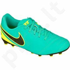 Futbolo bateliai  Nike Tiempo Rio III FG Jr 819195-307