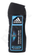 Adidas Intense Clean, šampūnas vyrams, 200ml