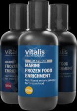 Platinum Marine Frozen Food Enrichment 100ml