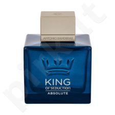Antonio Banderas King of Seduction Absolute, EDT vyrams, 100ml