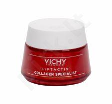 Vichy Liftactiv, Collagen Specialist, dieninis kremas moterims, 50ml