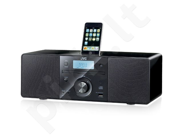 JVC RD-N1E7 - Portable CD/iPod/USB