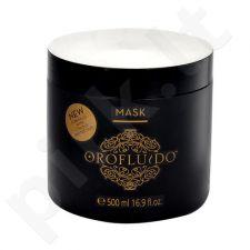 Orofluido kaukė dažytiems plaukams, kosmetika moterims, 250ml