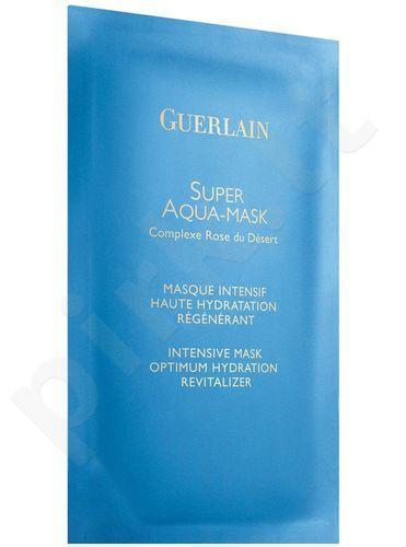 Guerlain Super Aqua Mask, kosmetika moterims, 6vvnt