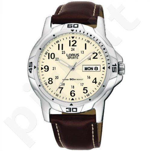 Vyriškas laikrodis LORUS RXN49BX-9