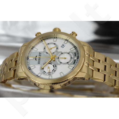 Vyriškas laikrodis BISSET BSDE02GISW05AX
