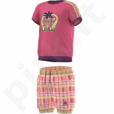 Komplektas Adidas Beach Kids D87916