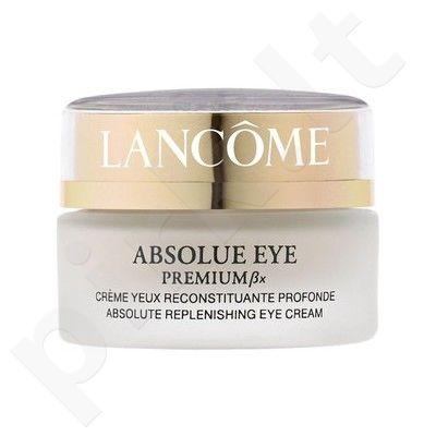 Lancome Absolue Eye, kosmetika moterims, 15ml