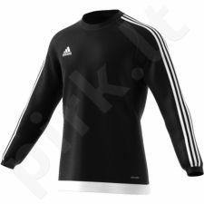 Marškinėliai futbolui Adidas ESTRO 15 JSY Junior AA3730