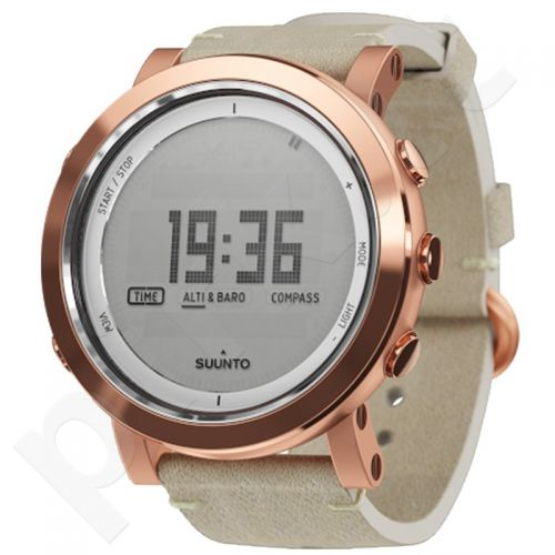 Vyriškas laikrodis SUUNTO Essential Ceramic Copper