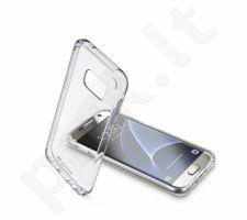 Samsung Galaxy S7 nugarėlė Clear Duo Cellular permatomas