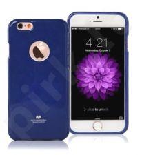 Apple iPhone 6/6S  Plus dėklas JELLY hool Mercury mėlynas