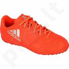 Futbolo bateliai Adidas  x16.3 TF Jr Leather S79585