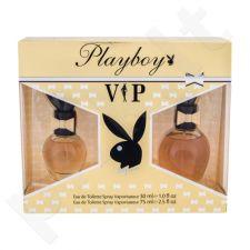 Playboy VIP rinkinys moterims, (EDT 75 ml + EDT 30 ml)