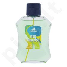 Adidas Get Ready! For Him, tualetinis vanduo vyrams, 50ml
