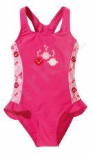 Maud. kostiumėlis merg. UV SEALIFE 6881 4 98 pink