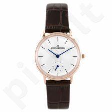 Moteriškas laikrodis Jordan Kerr PW779/IPRG/BROWN