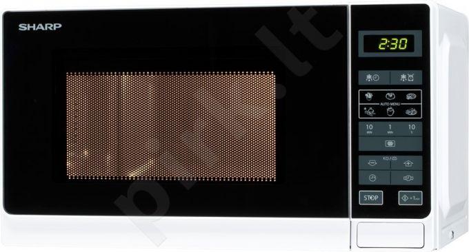 Mikrobangų orkaitė Sharp R242W
