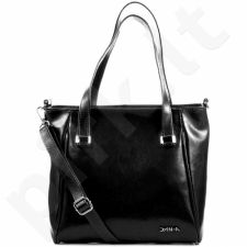 DAN-A T306 rankinė moterims odinė juoda