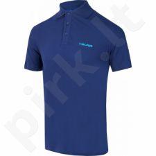 Marškinėliai tenisui Head Transition Bjorn Polo Shirt M 811586-NVAQ