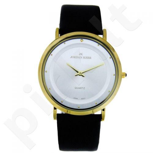 Moteriškas laikrodis Jordan Kerr S8160G/IPG/BLACK