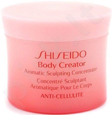 Shiseido BODY CREATOR Aromatic Sculpting Concentrate, kosmetika moterims, 200ml
