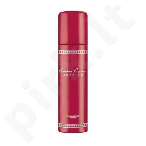 Christina Aguilera Inspire, dezodorantas moterims, 150ml