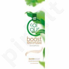 Colour boost  dažantis šampūnas  Silver