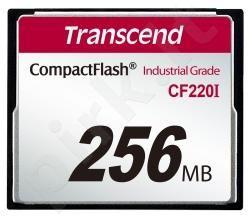 Atminties kortelė Transcend CF CF220I 256MB Industrial