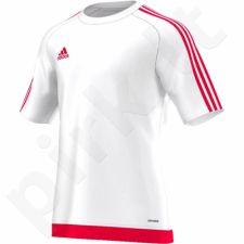 Marškinėliai futbolui Adidas Estro 15 Junior S16166