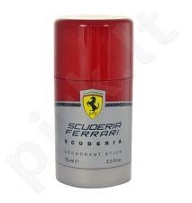 Ferrari Scuderia Ferrari, pieštukinis dezodorantas vyrams, 75ml